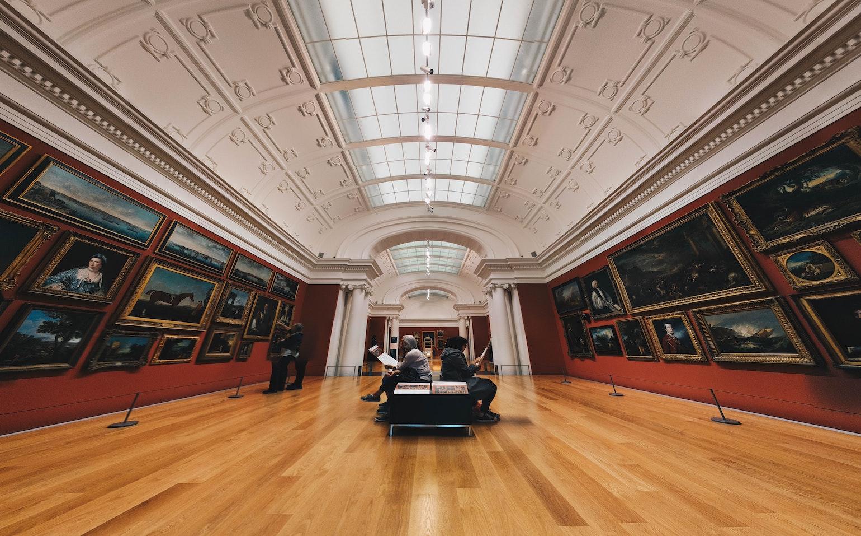 El arte contemporáneo de estas décadas y los museos.