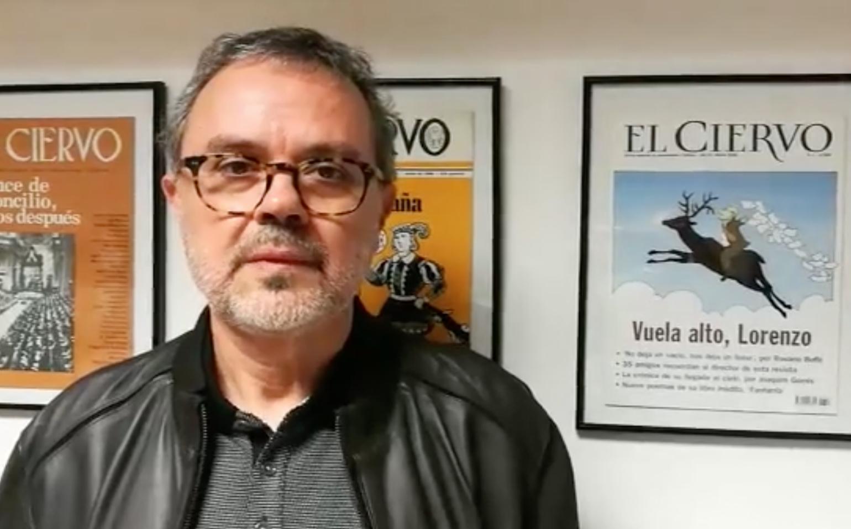 'Teoría del silencio', por José Ángel Cilleruelo