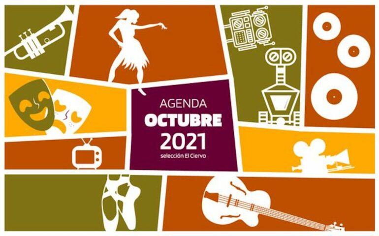 Agenda cultural octubre